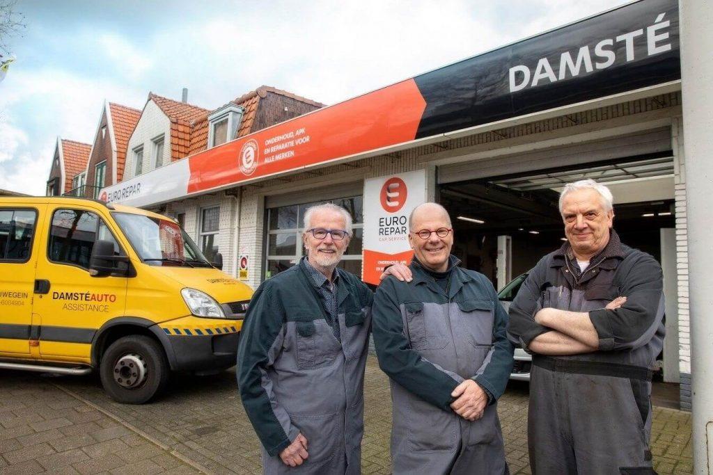 DamsteAuto Service - IJsselstein