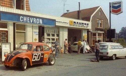 Damste auto - IJsselstein