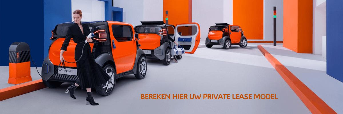 Damste auto Private Lease